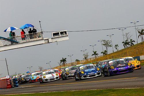 AO VIVO: Confira a classificação da Porsche Cup Endurance em Goiânia