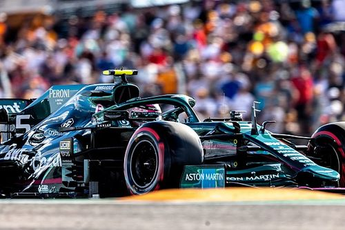 A trükkös időmérős csata, amit Vettel nyert a 12. helyével