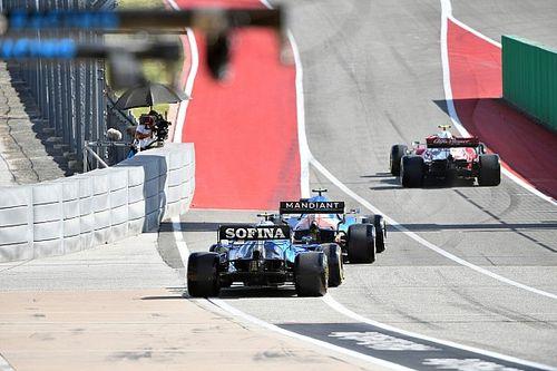 Uitslag: Derde vrije training F1 Grand Prix van Verenigde Staten