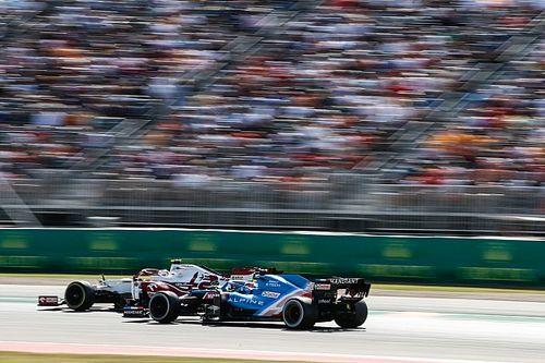 Alonso: La F1 debe ser estricta con las reglas como lo es el fútbol