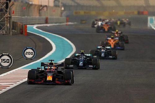 Már idén új vonalvezetésen versenyezhet az F1 Abu Dhabiban