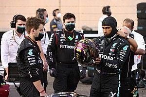 """Lammers: """"Hamilton'ın 'en büyük dezavantajı' en iyi aracı sürüyor olması"""""""