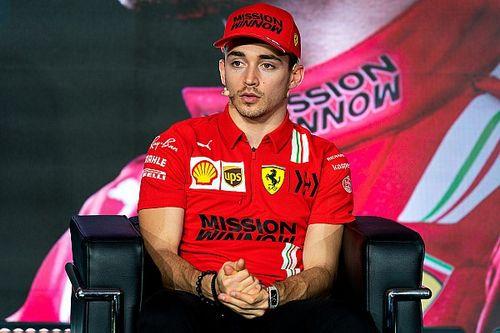 Leclerc aimerait faire les 24H du Mans avec Ferrari en Hypercar