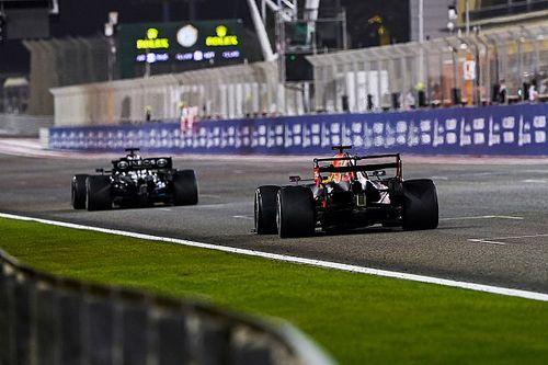 Report F1: Verstappen ingenuo nel restituire la posizione