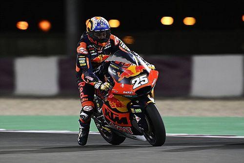 Moto2, Doha, Libere 2: Fernandez stacca tutti, Di Giannantonio 2°