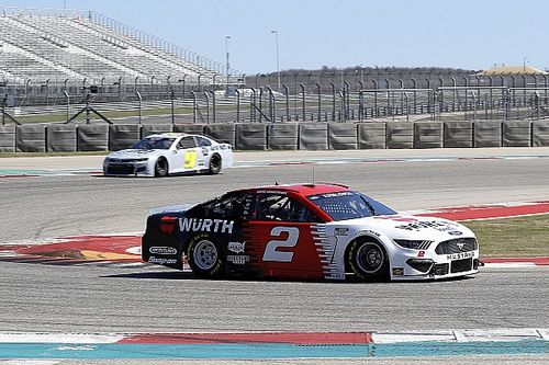 "First NASCAR test at COTA prompts prediction of ""epic starts"""