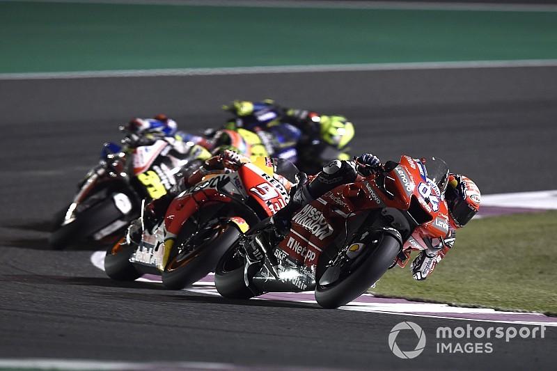 Статистика ГП Катару: перемога Ducati та рекорди кола Honda та Yamaha