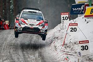 WRC Zweden: Tanak wint en grijpt leiding in kampioenschap