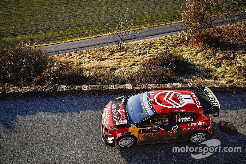 Live: Follow the Monte Carlo Rally as it happens