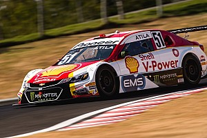Stock Car Brasil Relato da corrida Átila aproveita pole para vencer corrida 2 em Mogi Guaçu