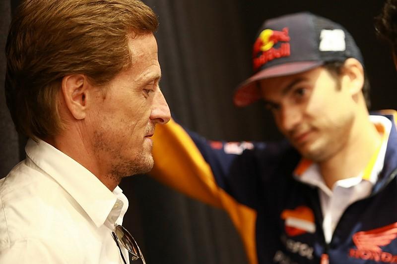 Жібернау: Педроса - великий гонщик і має пишатись своєю кар'єрою