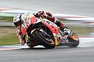 Brno MotoGP: Kırmızı bayraklı üçüncü seansta Marquez lider