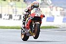 MotoGP Pedrosa diz que Honda precisa melhorar aderência traseira