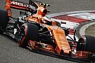 A McLaren a kanyarokban jobb, mint a Williams?