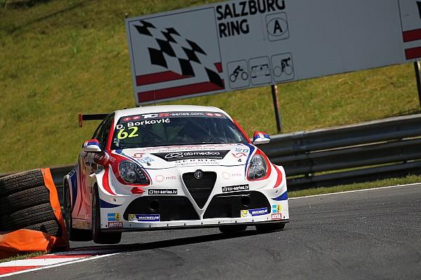 TCR Alfa Romeo regina in Gara 1 grazie a Dušan Borković