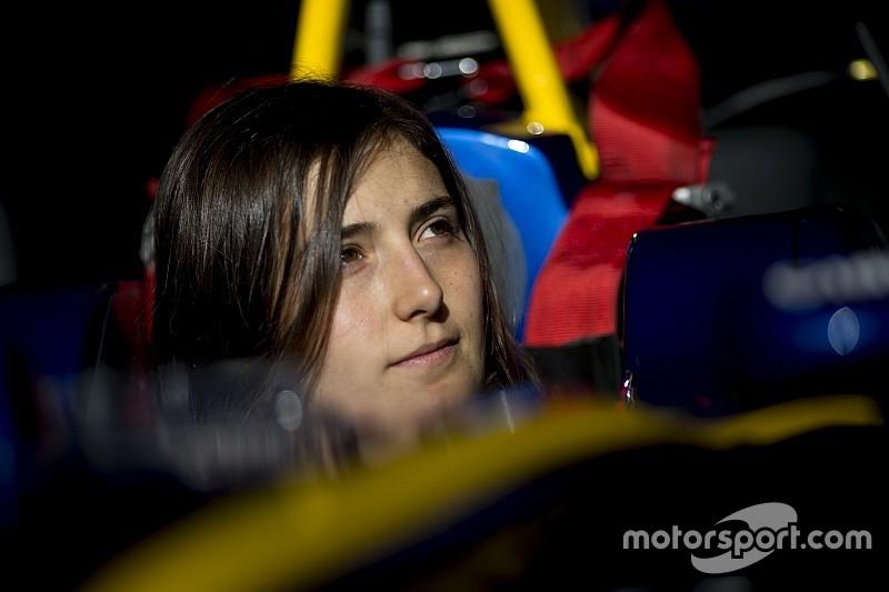 Calderón dice que el trato de Sauber le quita presión en la GP3