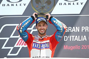 MotoGP Race report Mugello MotoGP: Dovizioso beats Vinales for home victory
