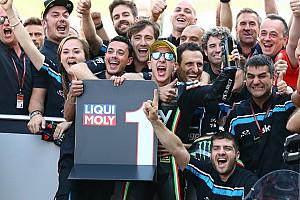 Moto3 Special feature Rossi rayakan kemenangan Migno dan Sky Racing Team VR46