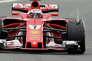 Formel 1 News Formel 1 2017: Pirelli erklärt Räikkönens Reifenschaden in Silverstone