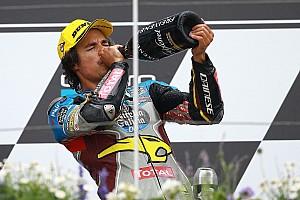 Moto2 Raceverslag Volle buit voor Morbidelli in Duitse GP, Luthi en Marquez crashen
