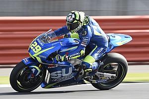 MotoGP Reporte de pruebas Iannone renace en el warm up por delante de Márquez