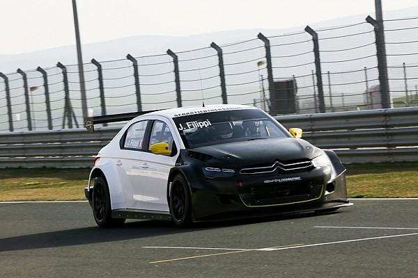 WTCC Prima uscita con la Citroën per John Filippi