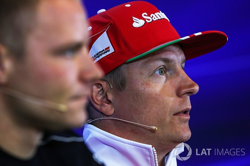 """Räikkönen """"láthatatlanul"""" jár-kel a hazájában"""