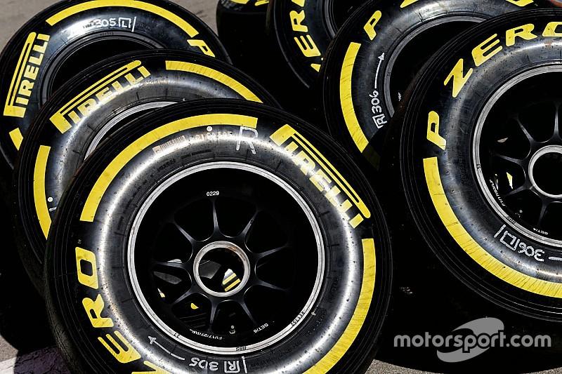 Pirelli объявила составы шин четырех Гран При сезона