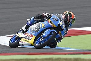 Moto3 Reporte de la carrera Canet se impone en una última vuelta caótica; Mir, 9º