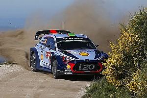 WRC Prova speciale Portogallo, PS18: acuto di Paddon, Ogier controlla su Neuville