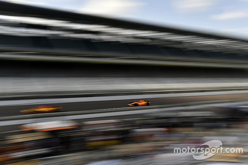 La lluvia amenaza la clasificación para Indy 500
