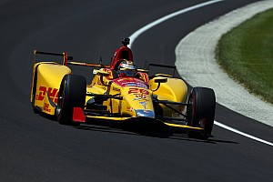 IndyCar Qualifying report Indy 500: Hunter-Reay tops 33-10 qualifying session at 231mph