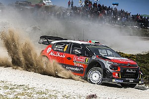 WRC Réactions Breen :