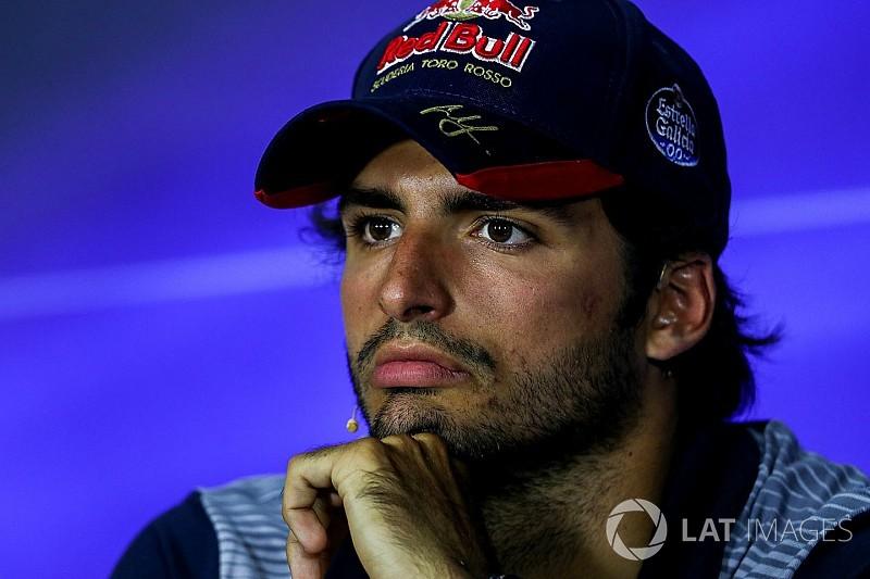 """Sainz és a 2018-as tervek: """"Bízom a Red Bullban"""""""