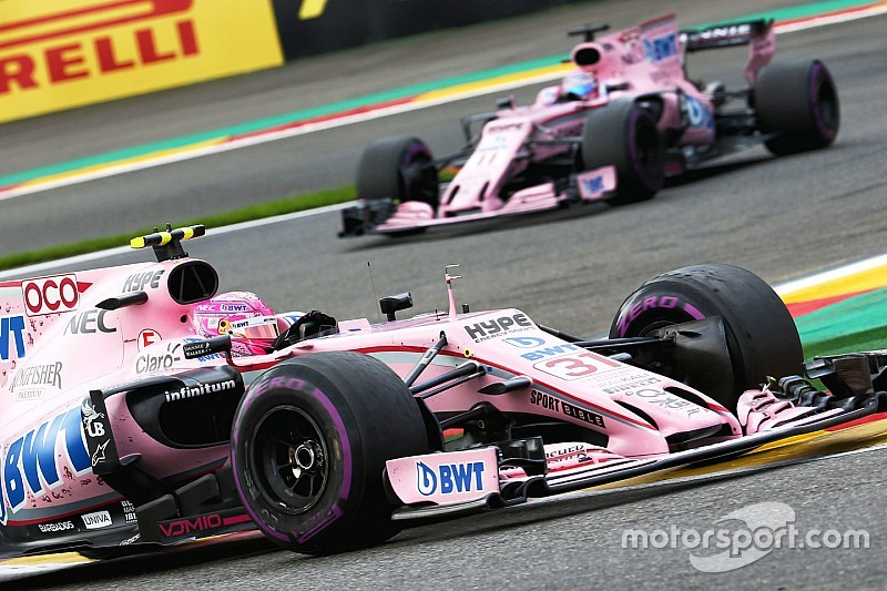 Force India incrementó sus pérdidas en 2016