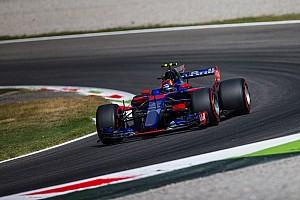 Formule 1 Réactions Kvyat : Le rythme des McLaren est alarmant pour Toro Rosso