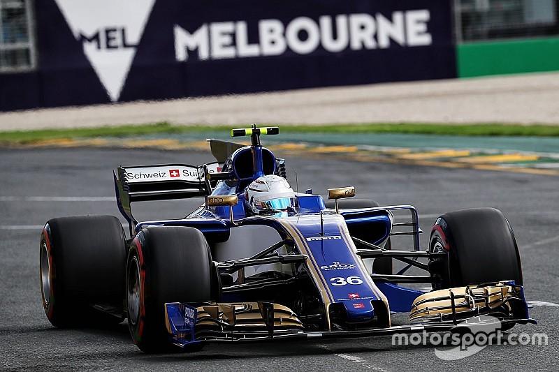 Giovinazzi se sorprendió por su rendimiento en clasificación