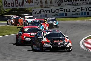 TCR Репортаж з гонки TCR в Угорщині: Ташші виграв другу гонку вікенду