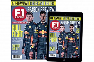 Motorsport Network presenteert vernieuwd en verbeterd F1 Racing Magazine