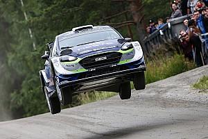 WRC Новость Сунинен проведет с M-Sport восемь этапов в WRC
