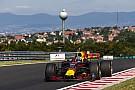 【F1】ハンガリーFP1:リカルドがトップ発進。ビッグ3は三つ巴で開幕