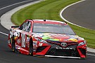 Kyle Busch dominates first stage of the Brickyard 400