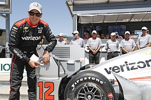 IndyCar Reporte de calificación Power toma la pole en Iowa y Gutiérrez en 18º; Muñoz en 21