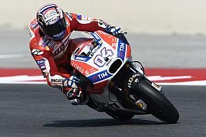 MotoGP Репортаж з практики Гран Прі Малайзії: Довіціозо виграв першу практику