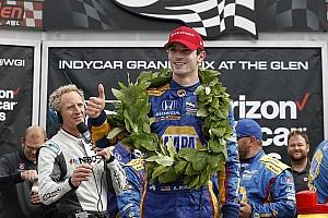 IndyCar Новость Представитель Росси опровергла слухи о его участии в Гран При США