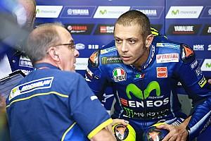 MotoGP Vorschau Valentino Rossi: Warum Motegi anstrengender wird als Aragon