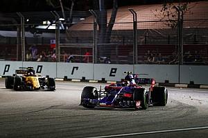F1 速報ニュース サインツJr.「ルノーの開発進捗状況は、僕を笑顔にしてくれる」と期待