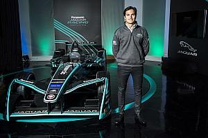 Piquet resmi bergabung dengan tim Formula E Jaguar