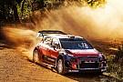 WRC Loeb jalani tes kerikil bersama Citroen