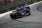 Formule 1 Sauber aura des pilotes